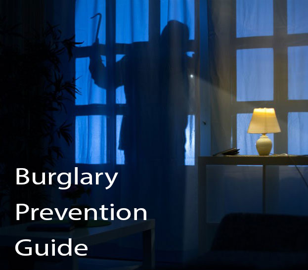 Burglary prevention at home