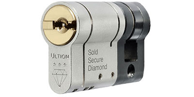 Snap proof locks Honeywell