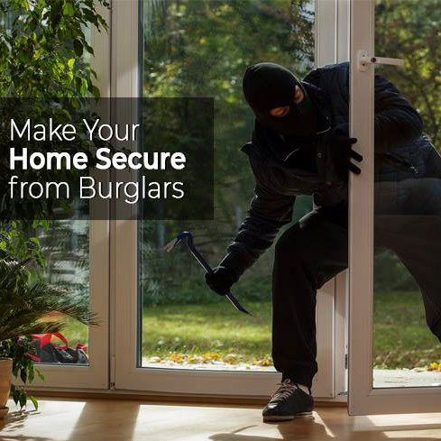 Make your home secure