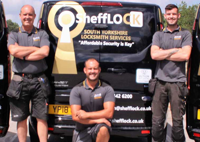 Shefflock Team