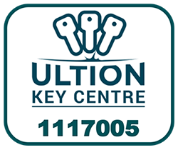 Ultion keys Sheffield