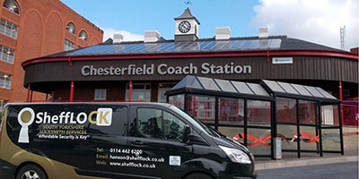 Locksmith Chesterfield